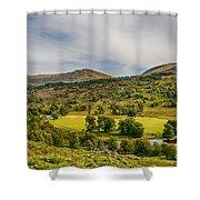 Glen Lyon 2 Shower Curtain