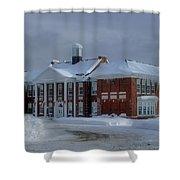 Glenfield Elementary School Shower Curtain