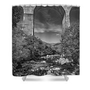 Glenfinnan Viaduct Shower Curtain