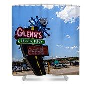 Glenns Bakery Shower Curtain