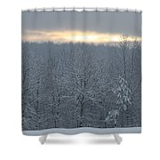 Glimpse Of Heaven Shower Curtain