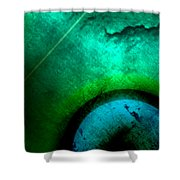 Misc. - Global Shower Curtain