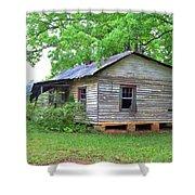 Gloomy Old House Shower Curtain