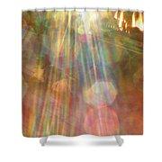 Gloria Catchin' Rays Shower Curtain