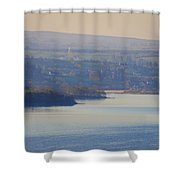 Glorious Morning On Lough Eske - Donegal Ireland Shower Curtain
