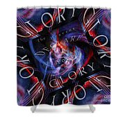 Glory 2 Shower Curtain