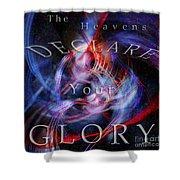 Glory1 Shower Curtain