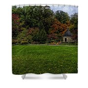 Gnomes Home Shower Curtain