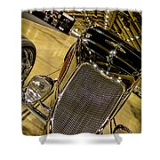 Gnrs Coupe Shower Curtain