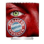 Go Fc Bayern Munchen Shower Curtain