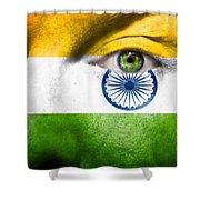 Go India Shower Curtain