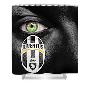 Go Juventus Shower Curtain