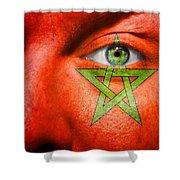 Go Morocco Shower Curtain