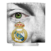 Go Real Madrid Shower Curtain