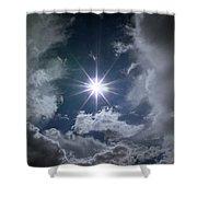 God External Shower Curtain