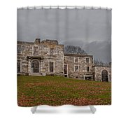 Goddard Mansion Shower Curtain