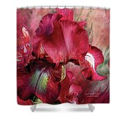 Goddess Of Passion Shower Curtain