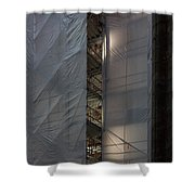 Gods Works Are Secret. Duomo. Milano Milan Shower Curtain