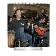 Godsmack Shower Curtain