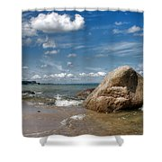 Goehren Shower Curtain