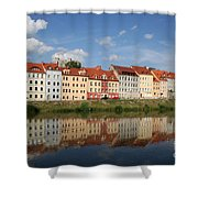 Goerlitz Germany Shower Curtain