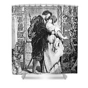 Goethe: Faust Shower Curtain