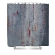 Goin' With The Flow Shower Curtain