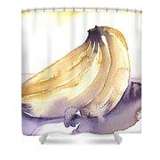 Going Bananas 1 Shower Curtain