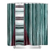 Going Nowhere Shower Curtain