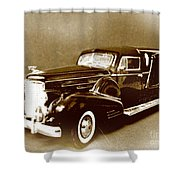 Going Out In Style Shower Curtain