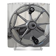 Goite Reel Shower Curtain