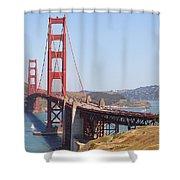 Golden Gate 8055 Shower Curtain