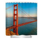 Golden Gate - San Francisco Shower Curtain