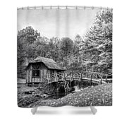 Gomez Mill Shower Curtain