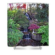 Gone Fishing. Keukenhof Gardens. Holland Shower Curtain