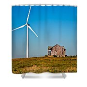Gone With The Wind 2 Shower Curtain