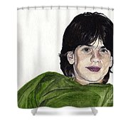 Goni Shower Curtain