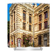 Gonzales County Old Jail Museum - Gonzales Texas Shower Curtain