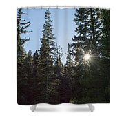 Good Afternoon Sunshine Shower Curtain