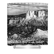 Good Morning Ghost Ranch - Abiquiu New Mexico Shower Curtain