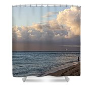 Good Times On Maui Shower Curtain