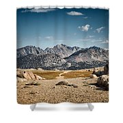 Goodale Pass Shower Curtain