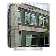 Google Office Shower Curtain