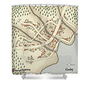Gorby Shower Curtain