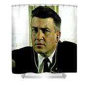 Gorden Its 10 10 Am Shower Curtain