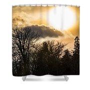 Gorgeous Sky Shower Curtain