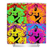 Got You Laughing Shower Curtain