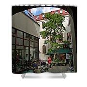 Goteberg Se 17 Shower Curtain