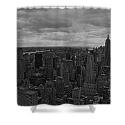 Gotham Shower Curtain