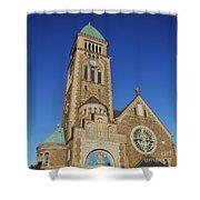 Gothenburg Church 07 Shower Curtain